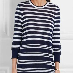 Equipment femme Marta striped dress sz XS